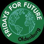Logo von FFF Oldenburg - Bündnis Oldenburg klimaneutral