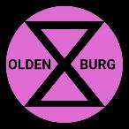 Logo von Extinction Rebellion Oldenburg - Bündnis Oldenburg klimaneutral