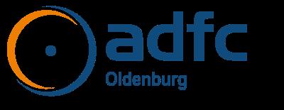 Logo vom ADFC Oldenburg - Bündnis Oldenburg klimaneutral