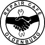 Logo des Repaircafé Oldenburg - Bündnis Oldenburg klimaneutral